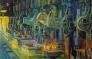 Schläft ein Lied in allen Dingen -Oil on Canvas 2x3 meterAll rights reserved Silvia Springorum 2015